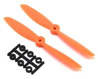 HQ Prop 6x4.5 Propeller (Orange) (2) (CW)