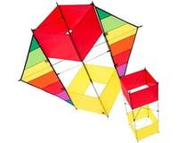 HQ Kites HQK F-Box Beach Rainbow Box Kite