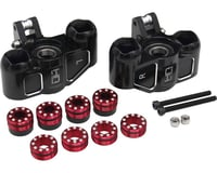 Hot Racing Arrma Outcast 8S BLX Kraton Triple Bearing Support Steering Blocks