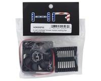 Image 3 for Hot Racing Arrma 6S 1/8 6 Cell Monster Blower Motor Cooling Fan Kit