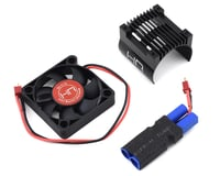 Hot Racing Arrma Outcast 6S BLX 1/8 3 Cell Monster Blower Motor Cooling Fan Kit