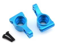 Hot Racing ECX Torment Aluminum Rear Hub (Blue)