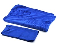 Hot Racing Pit Towel Set (Blue) (2) (90x60cm/30x30cm)