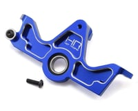 Image 1 for Hot Racing Traxxas Slash 4x4 Aluminum HD Bearing Motor Mount (Blue)