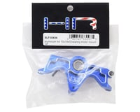 Image 2 for Hot Racing Traxxas Slash 4x4 Aluminum HD Bearing Motor Mount (Blue)