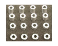 Hot Racing M3 Medium Aluminum Standoff Spacer Set (16)