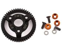 Hot Racing Traxxas Telluride 4x4 32P Steel Spur Gear (Orange) (50T)