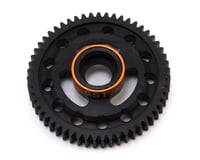 Hot Racing 1/16 Traxxas Summit Gold Steel Spur Gear (55T)