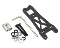 Hot Racing Vaterra Twin Hammers V2 Graphite Front Shock Mount