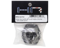Image 2 for Hot Racing AR60 Axle Diff Cover (Black Chrome)