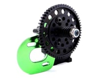 Hot Racing Aluminum Axial Wraith Complete Steel Gear Transmission