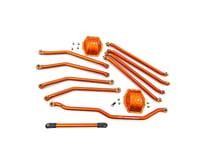 Hot Racing Aluminum Orange Link Set Wraith/Ridgecrest