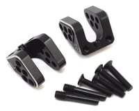 Hot Racing Axial Yeti XL Aluminum Rear Chassis Upper Link Mount (Black)