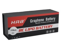 Image 2 for HRB 4S 100C Graphene LiPo Battery (14.8V/3000mAh)