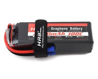 HRB 4S 100C Graphene LiPo Battery (14.8V/4000mAh) w/EC5 Connector