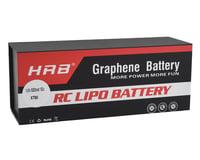 Image 2 for HRB 4S 100C Graphene LiPo Battery (14.8V/5000mAh)
