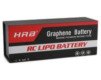Image 2 for HRB 4S 100C Graphene LiPo Battery (14.8V/6000mAh)