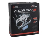 Image 4 for Hitec Flash 8 2.4GHz 8-Channel Aircraft Radio System (Transmitter Only)