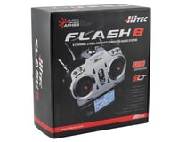 Image 4 for Hitec Flash 8 2.4GHz 8-Channel Aircraft Radio System w/Optima 9 Receiver