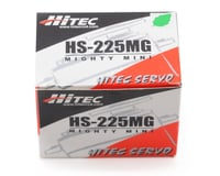 Image 3 for Hitec HS-225MG Mighty Mini Metal Gear Ball Bearing Servo