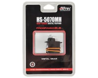 Image 3 for Hitec HS-5070MH Digital HV Ultra Torque Metal Gear Feather Servo