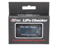 Image 2 for Hitec LiPo Battery Voltage Checker & Equalizer