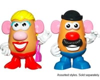 Hasbro  Active Adventure Mr/Mrs Potato Head