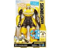 Hasbro *Bc* Transformers Mv6 Dj Bumblebee