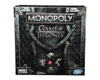 Hasbro Monopoly Game Of Thrones