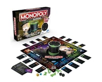 Hasbro Monopoly Voice Banking Electronic Family Board Game for Ages 8 & Up