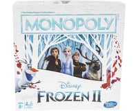 Hasbro Monopoly Game: Disney Frozen 2 Edition Board Game for Ages 8 & Up