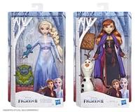 Hasbro Frozen 2 Storytelling Doll W/Acc