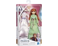 Hasbro Disney Frozen Arendelle Fashions Anna Fashion Doll With 2 Outfits