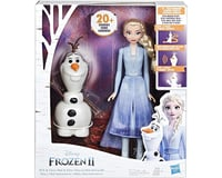 Hasbro Frozen 2 Olaf And Elsa