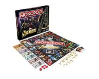 Hasbro (E6504) Monopoly Avengers