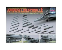 Hasegawa 1/48 Weapons E - US Air to Air Missiles & Target P