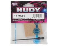 Image 2 for Hudy Power Tool Metric Allen Wrench (2.0 x 90mm)