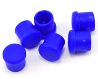 Hudy 14mm Plastic V2 Handle Cap Set (Blue) (6)