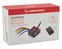Image 4 for Hobbywing QuicRun Waterproof 1080 Brushed Crawling ESC (2-3S)
