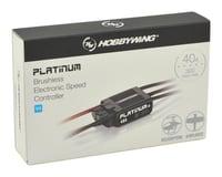 Image 3 for Hobbywing Platinum Pro 40A V4 ESC