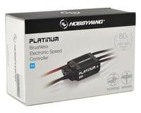 Image 3 for Hobbywing Platinum Pro 60A V4 60 Amp ESC