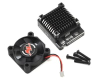 Hobbywing Aluminum XR10 Pro 160A ESC Top Case Set (Black)