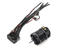 Hobbywing XR10 Pro Stock Spec 2S Sensored Brushless ESC/V10 G3 Combo (10.5T)