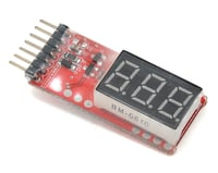 Team Integy Digital LiPo Voltage Checker