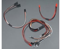 LED Light Set System White: 1/10 Touring Car | relatedproducts