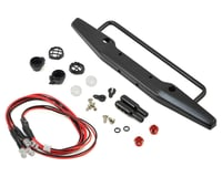 Team Integy Metal Rear Bumper w/LED's (SCX10, Dingo, Honcho, Jeep)