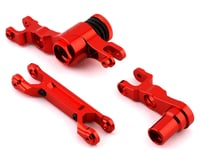 Team Integy C26944RED Steering Bell Crank Set X-Ma (Traxxas X-Maxx)