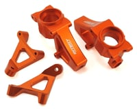 Team Integy Baja5B/T T2 Steering Knuckle (Orange) (HPI Baja 5B)