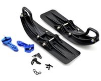 Team Integy Traxxas 2wd Front Sled Ski Conversion Set (Blue)