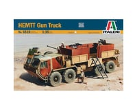 Italeri Models 1/35 M985 HEMTT Gun Truck